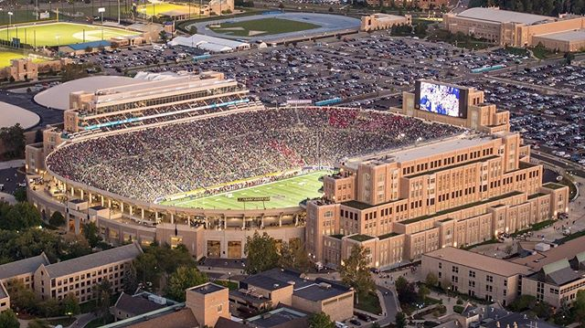 Have you filled out your RSVP for our Notre Dame Athletics Summer BBQ in Notre Dame Stadium yet?☘️ All summer school student-athletes have until Friday afternoon to fill your personal RSVP in your email! ☘️ #GoIrish