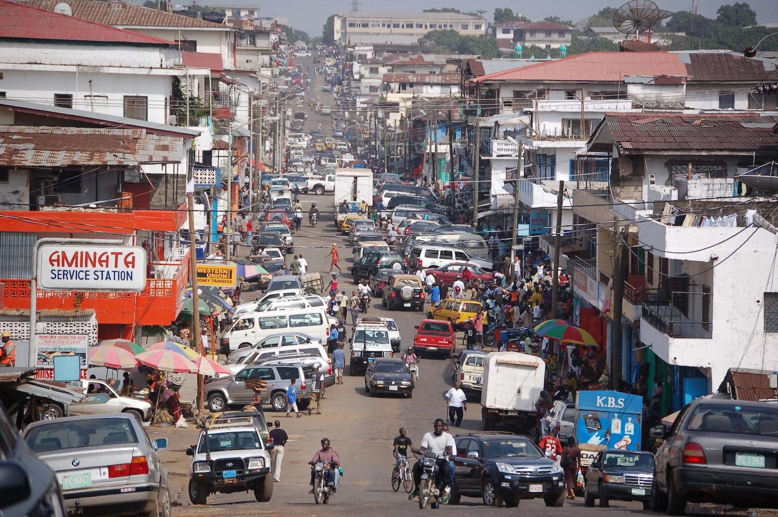 Liberia -
