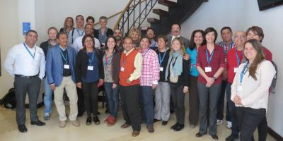 Forging a regional network on HIV in Latin America