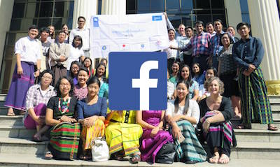 Facebook: Visit the Rule of Law Centres' community