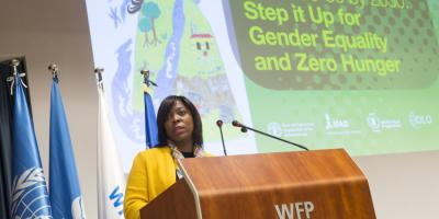 #IWD2016: International Agencies commit to Gender Equality