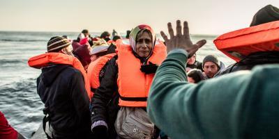 Europe: Refugee system is broken