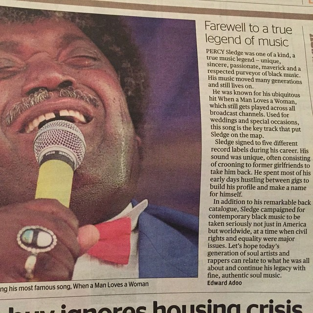 Evening Standard - Percy Sledge.jpg