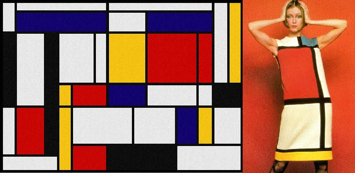 YSL & Mondrian