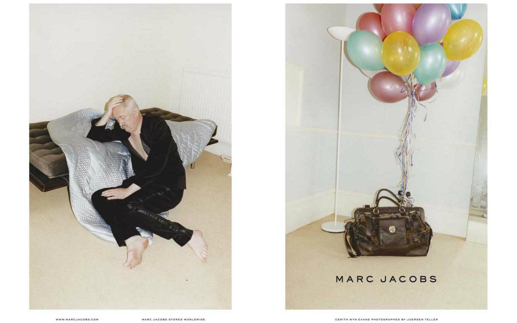 Marc Jacobs & Juergen Teller