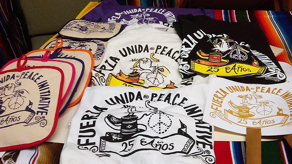 Call (210) 533-2729 and support 25 Años de Fuerza Unida y P.E.A.C.E Initiative: Revolución de la Mujer Mexicana!