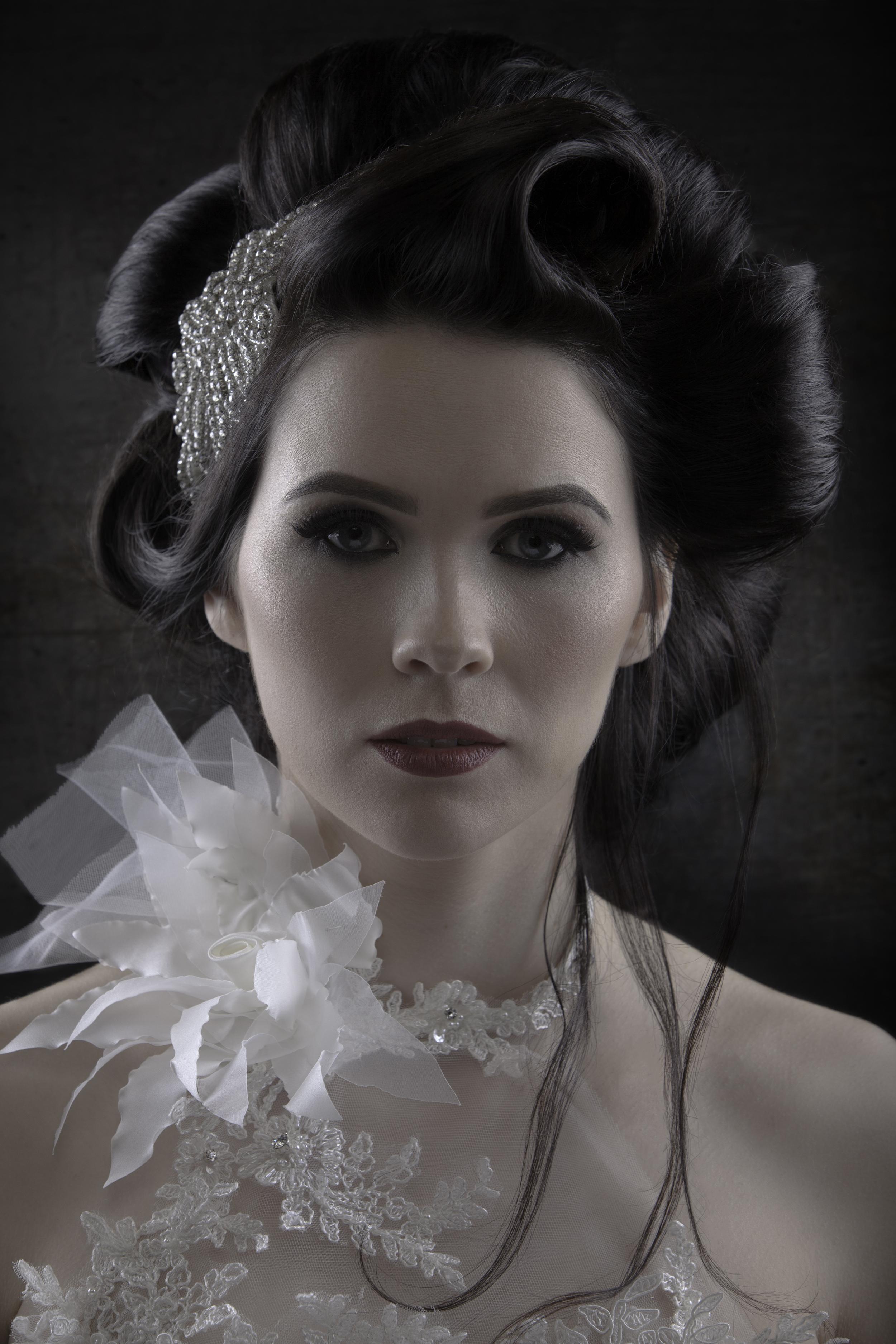 Bridal look for Your Gorgeous Hair Team, Duleek & Stamullen