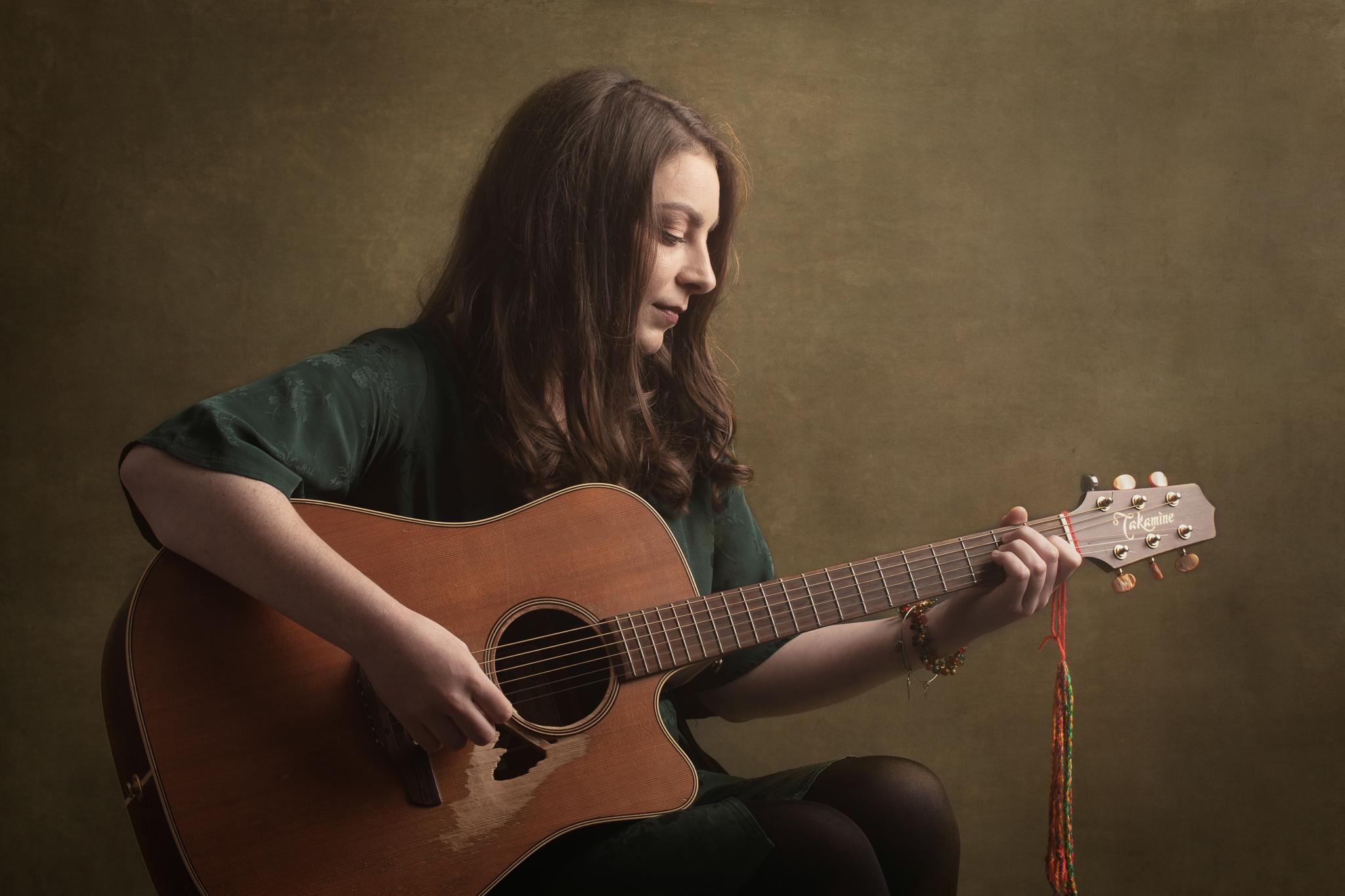 Singer/Songwriter Joy Booth from Navan, Co. Meath