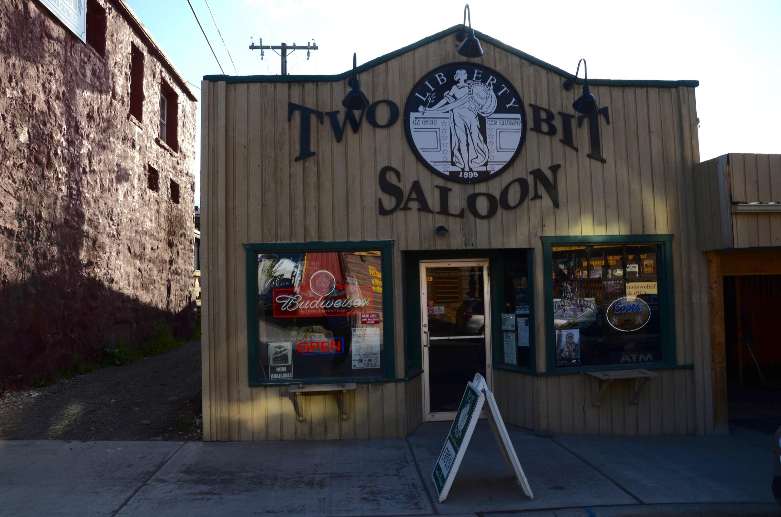 Two Bit Saloon