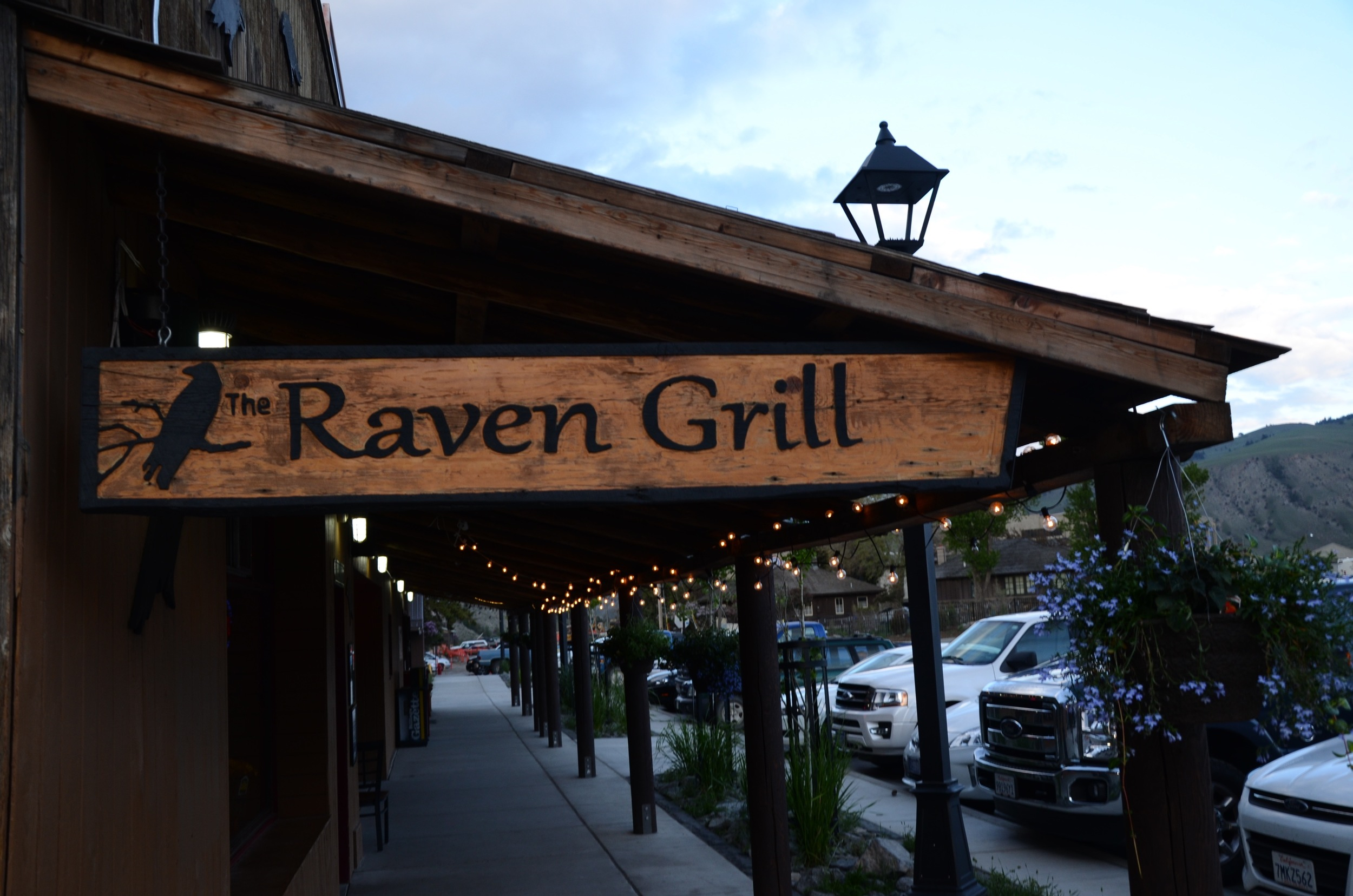 The Raven Grill