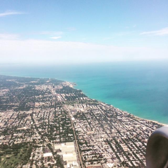 Where's Mer: in Chicago baby!