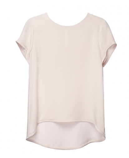 Cuyana Silk tee (in any and all colors)