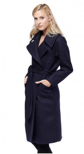 Cuyana Wool Coat