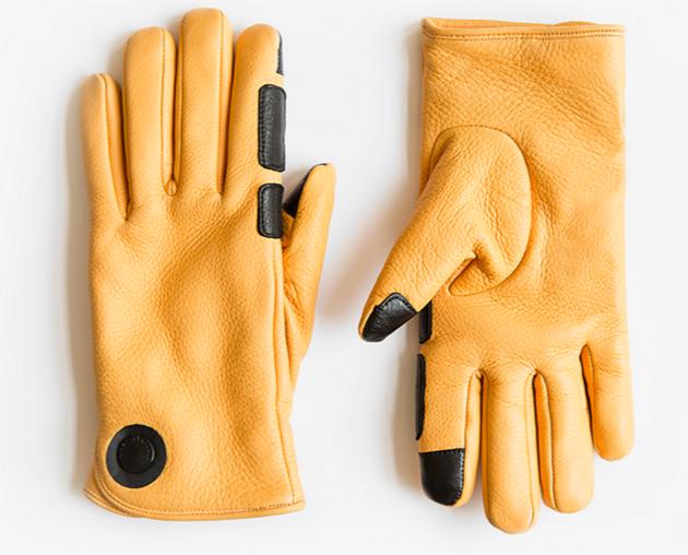 The Arrivals: Houston's Deerskin Gloves