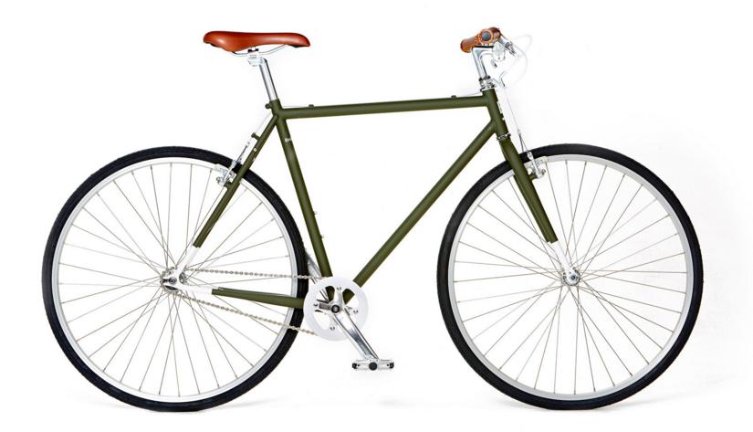 Brilliant: Astor bicycle