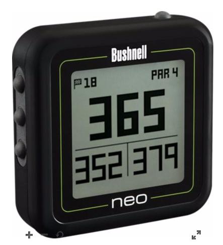 Bushnells: Neo Ghost Golf GPS