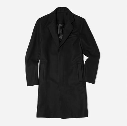 Everlane: Wool Overcoat