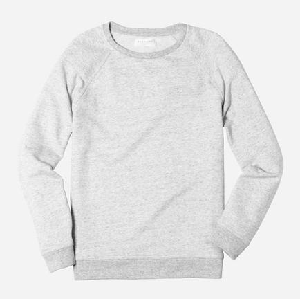 Everlane: Crew Sweatshirt