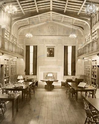 Harvey Cushing/ John Hay Whitney Medical Library