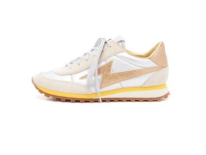 MARC JACOBS: Astor Lighting Bolt Sneakers
