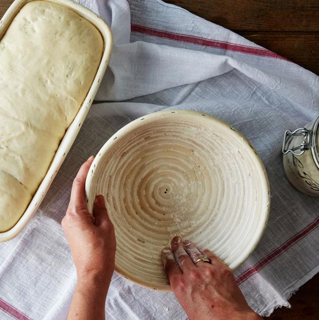 Bread Rising Baskets