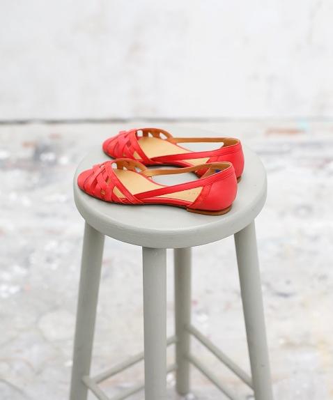 Low Monroe Sandals