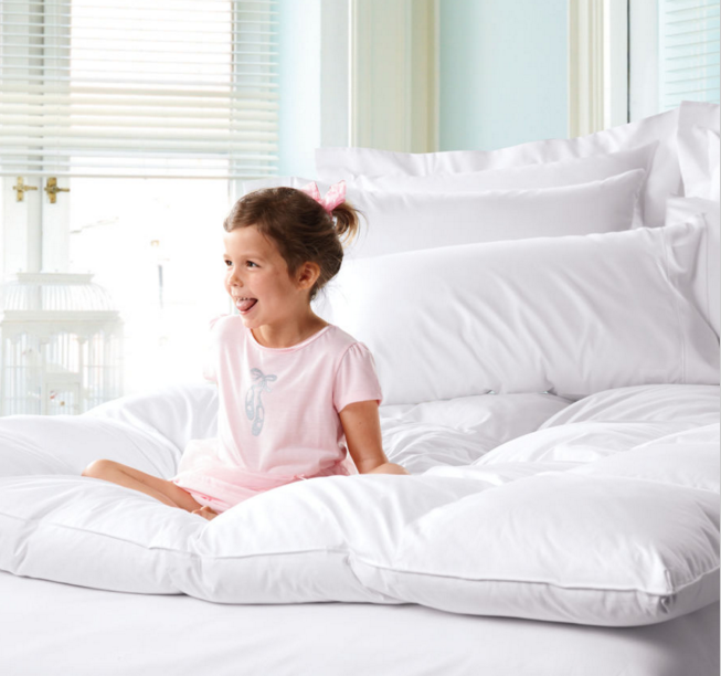 Cuddledown Featherbed 600 Fill