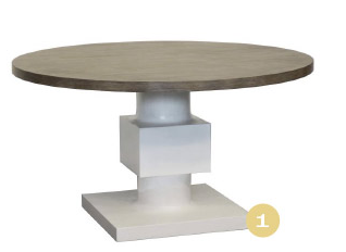 Berhadt Round Dining Table