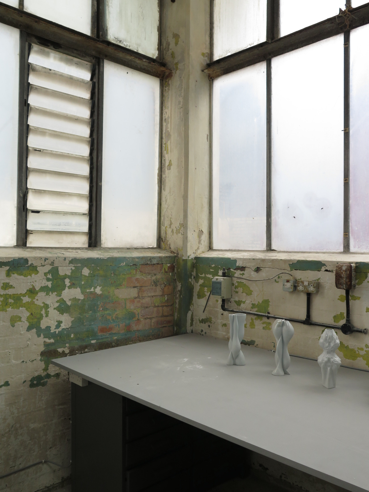 BCB at the Spode Works in Stoke