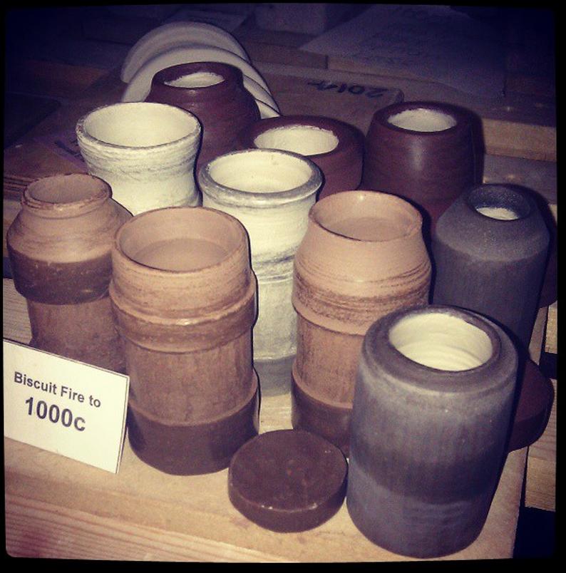 Belts for pots!