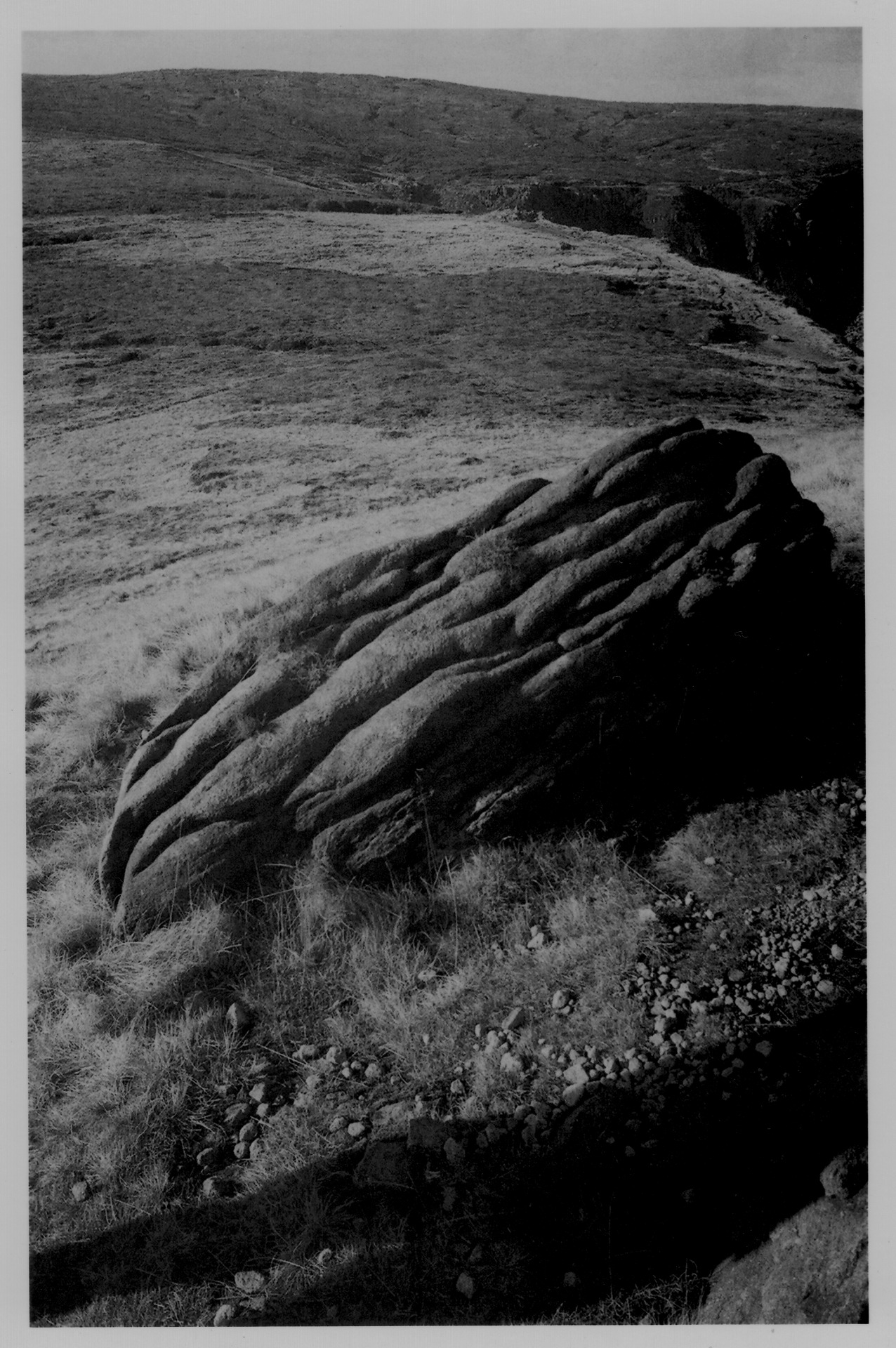 Wrinkly Rocks of the Kinder Scout