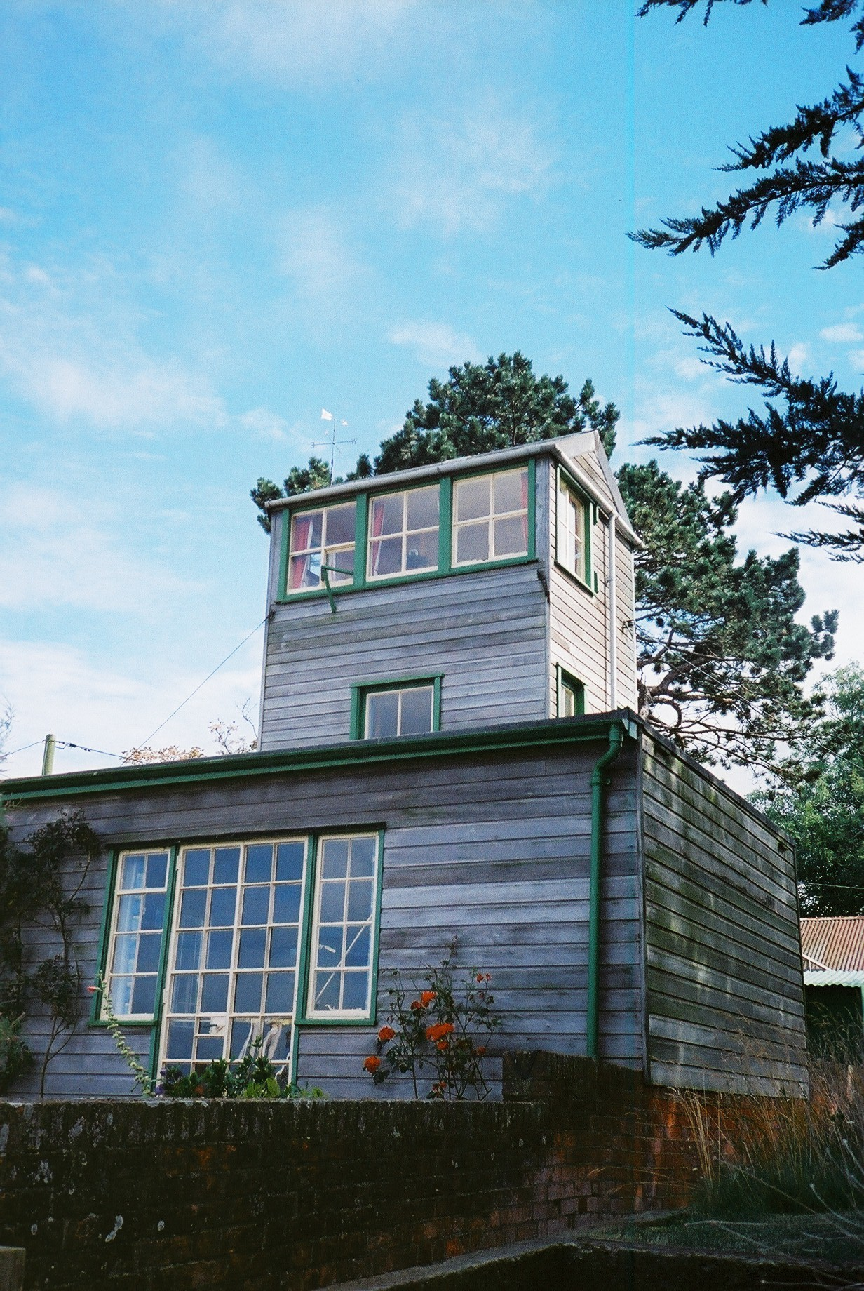 Brancaster, shed tower dream home.
