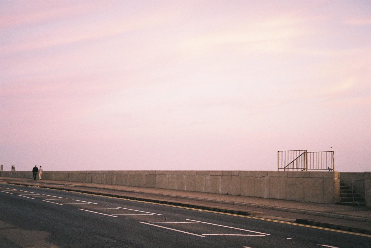 picture postcard seaside