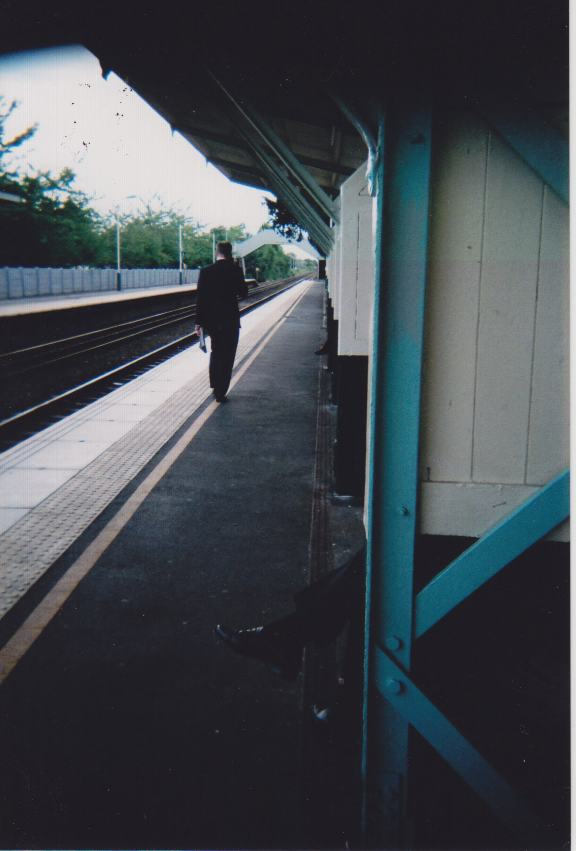 Beeston Train Station
