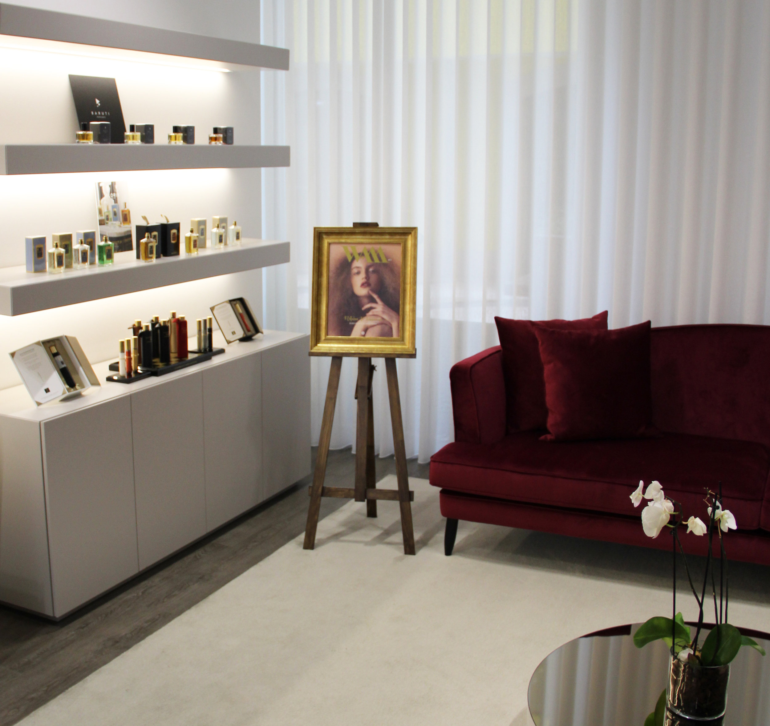 Embassy - Niche Perfumery Store in Lisbon - Rua Rodrigues Sampaio 89