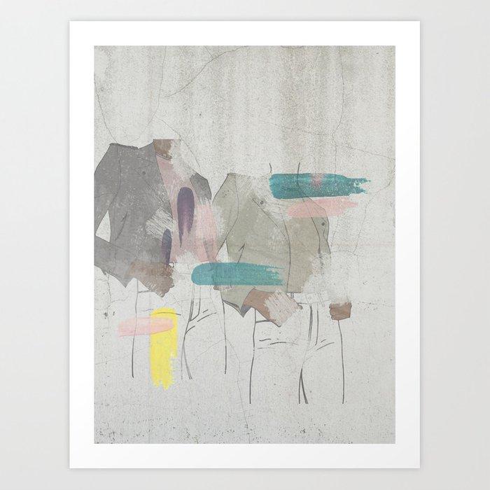Riveting (art print)