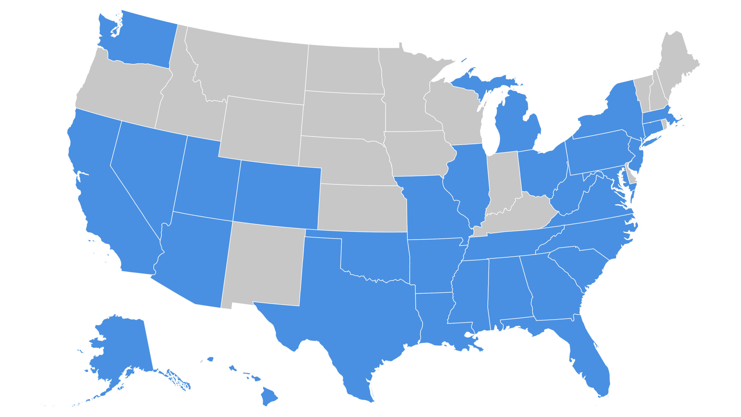 Map with PatientPay Locations - Feb. 2018.png