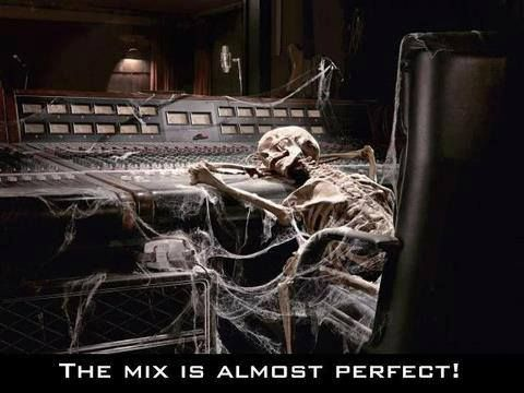 What happens to beginner producers who try to learn the art of mixing overnight.