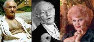 Pioneer acting teachers:Strasberg Meisner Adler