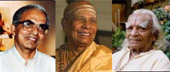 Pioneer yoga teachers: Desikachar Jois Iyengar