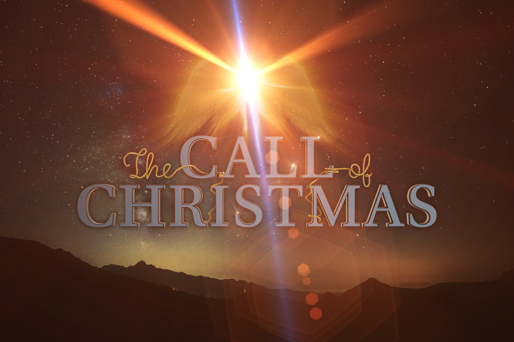 Christmas is the time we celebrate Jesus coming down to Earth as fully man and fully God, he called people and is still calling people today. As we enjoy the Christmas season let's make sure we're listening for the call of Christ this Christmas. -