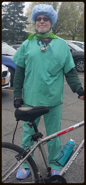 Nurse Steve Hetzel