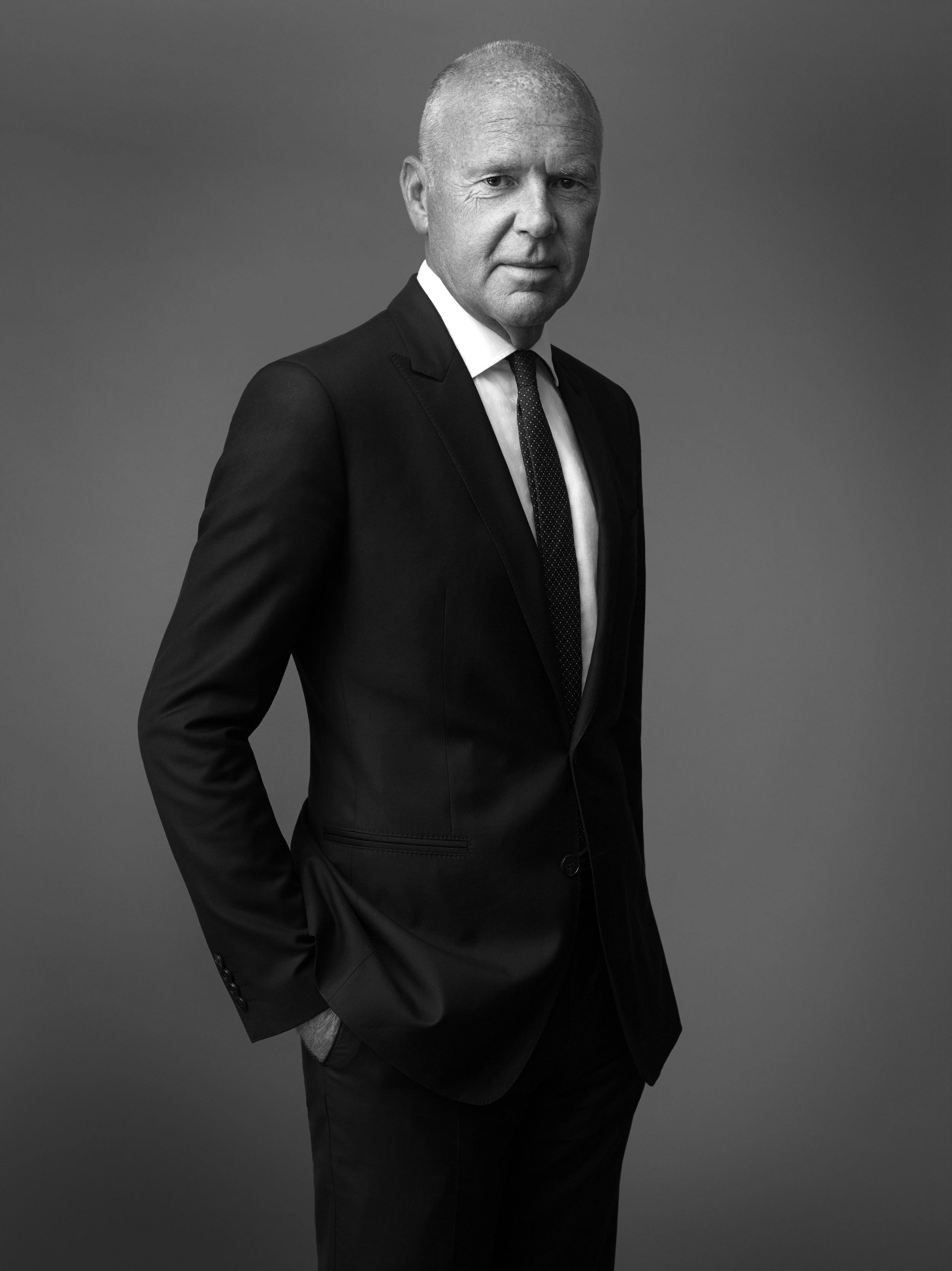 Garry Hogarth, Agent Provocateur CEO