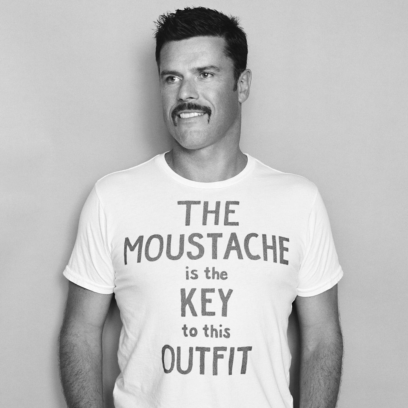 Adam Garone, Movember CEO