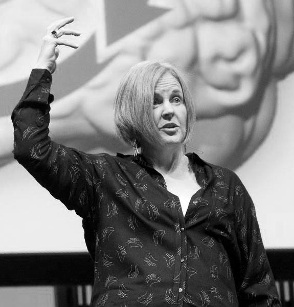 Diane Benscoter, ex-cult member
