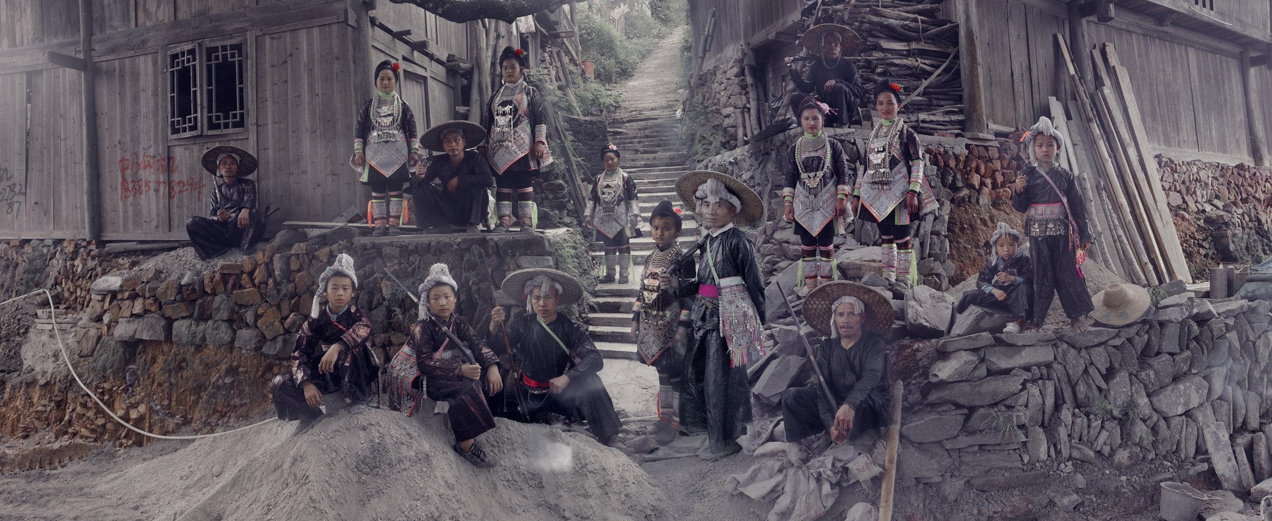 XXII 8, Basha Miao Village, Congjiang, Qiandongnan, Guizhou China, 2016.jpg