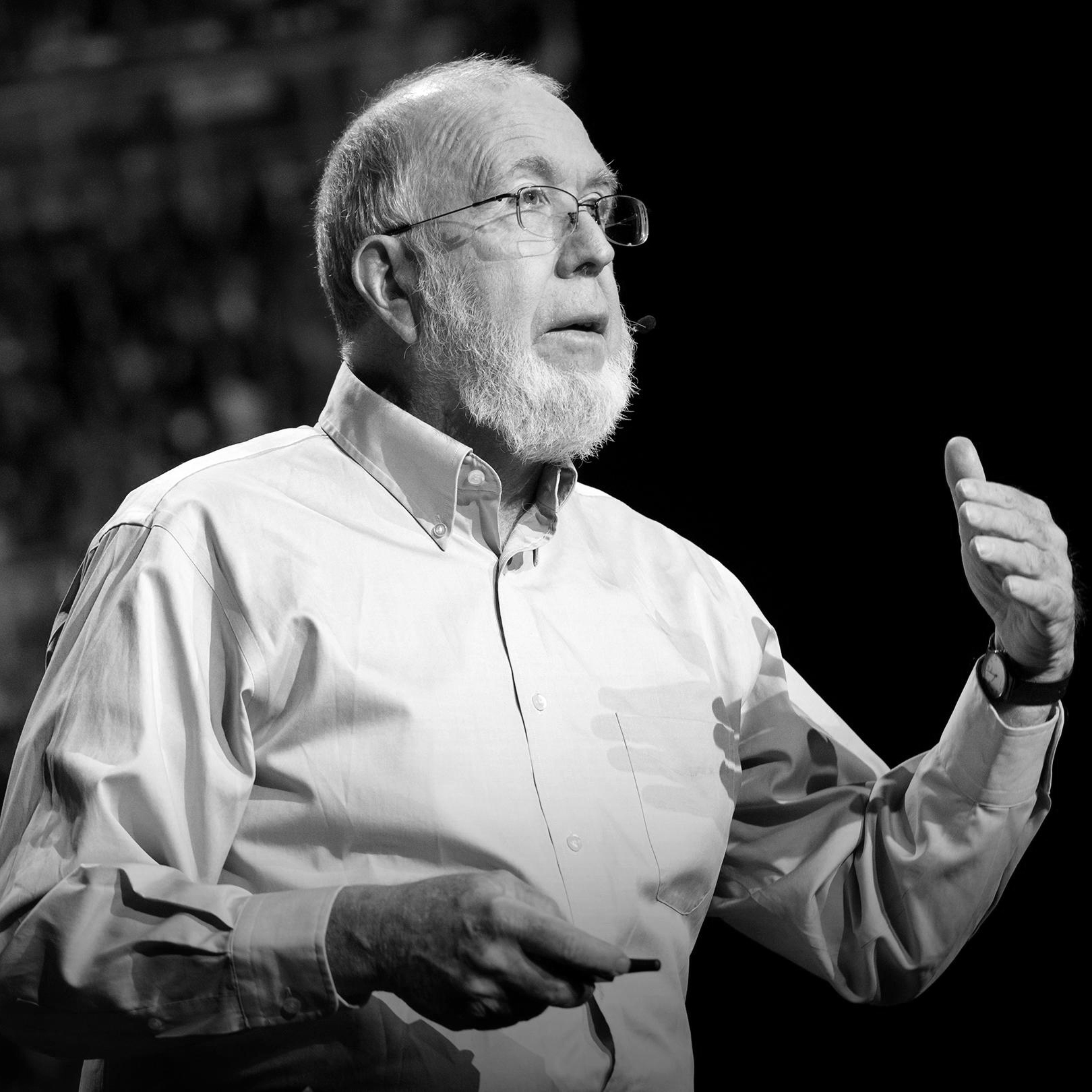 Kevin Kelly, Founder of Wired Magazine