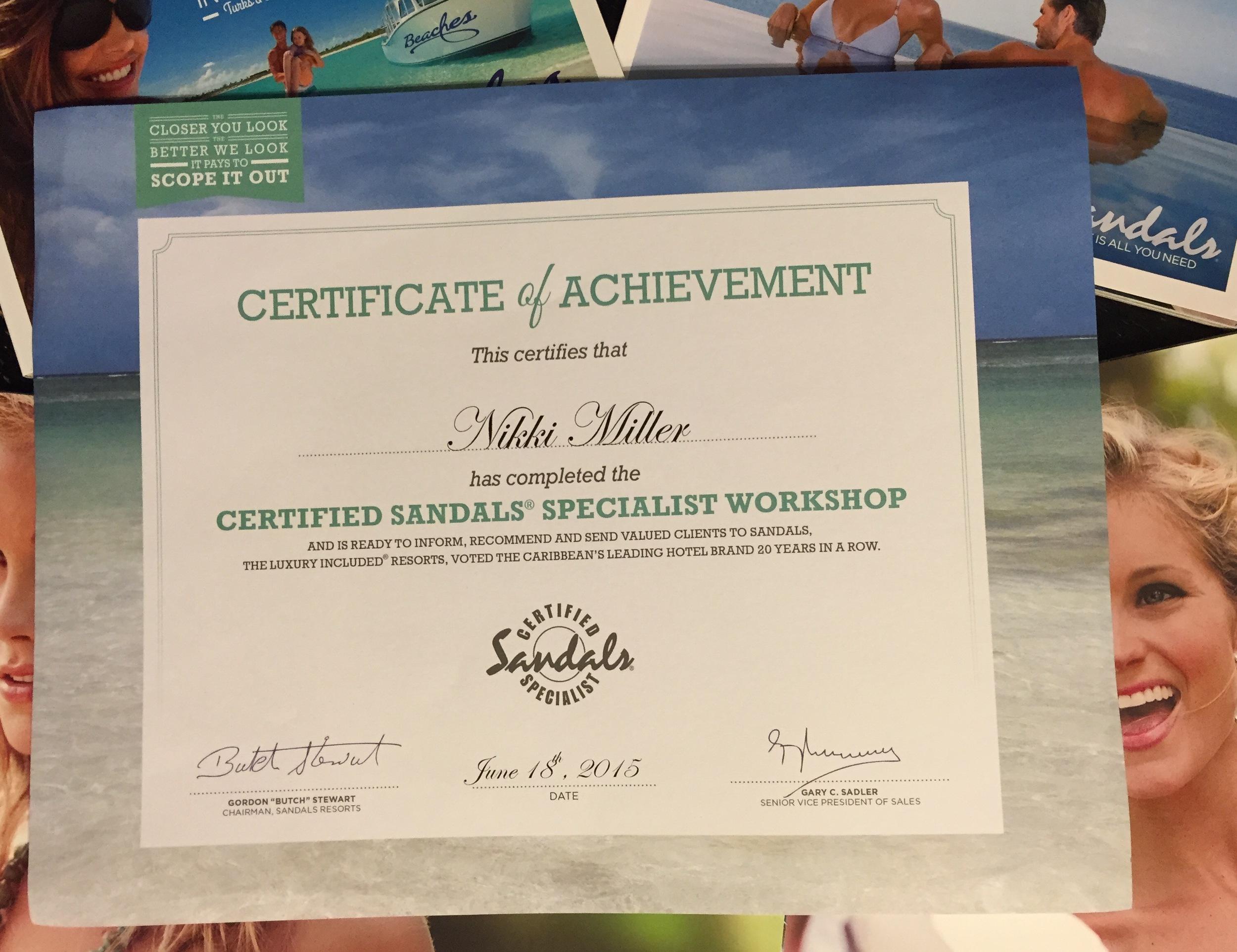 Sandals CSS Certificate.jpg