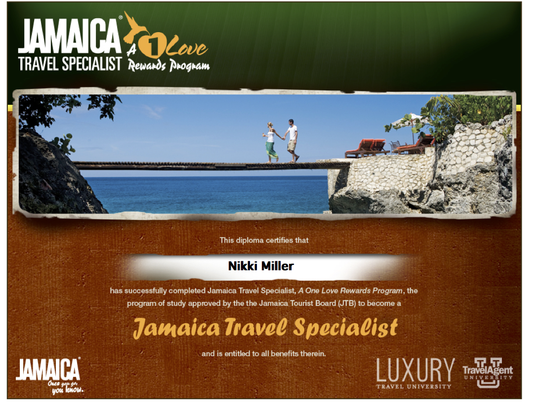 Jamaica Tourism Certificate .png