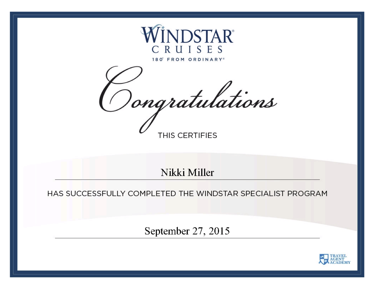 Windstar Cruises Certificate 2015.png